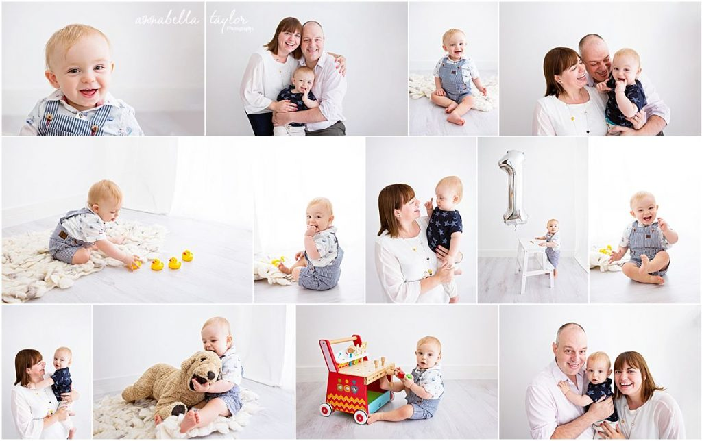 first birthday baby photography sessions epsom Surrey