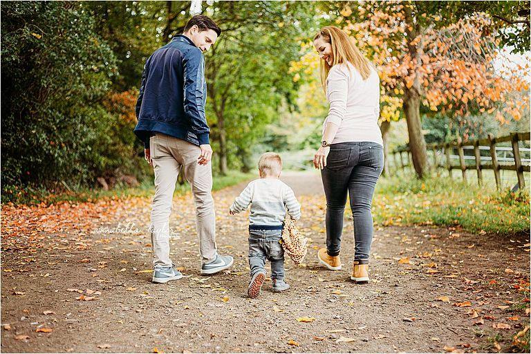 Autumn family mini shoot